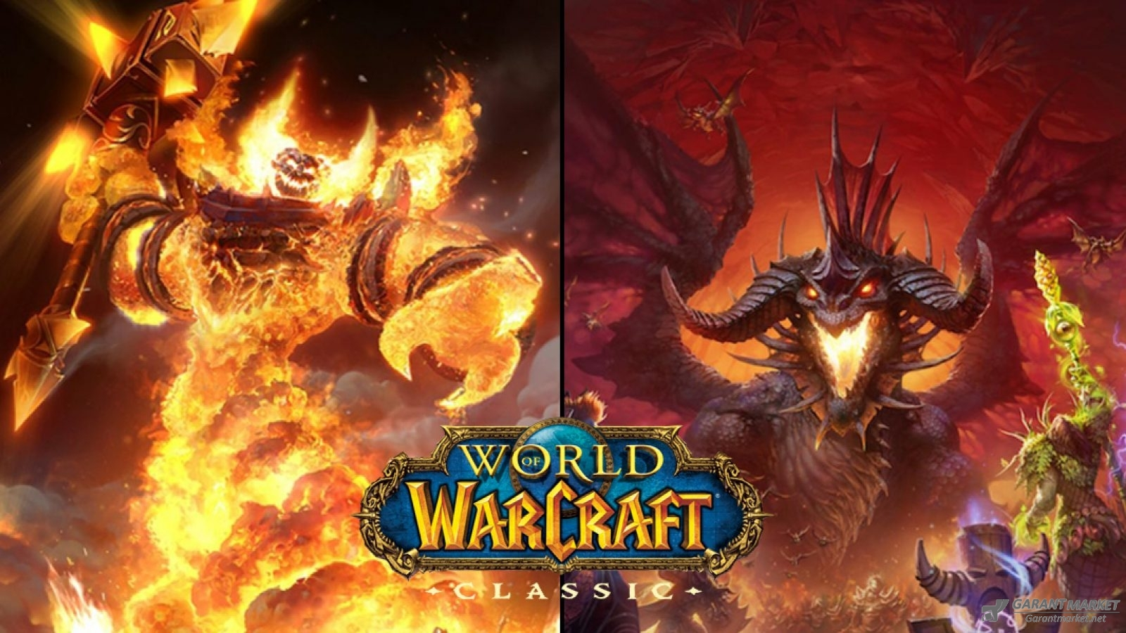 Золото World of Warcraft Classic RU