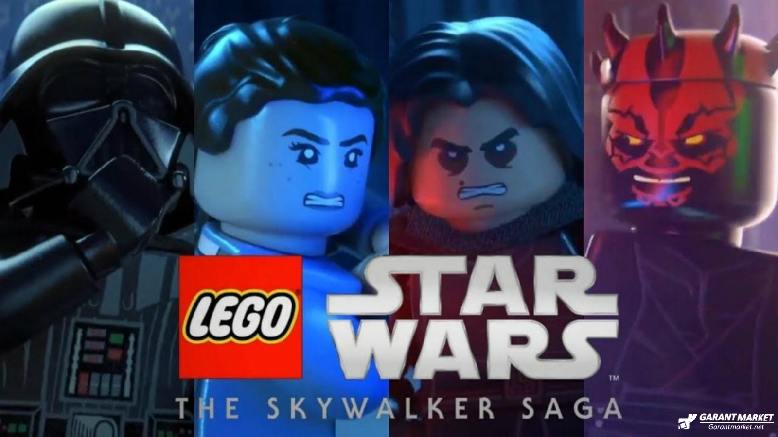 Разработчики TT Games вместе с издательством Warner Bros. Interactive Entertainment представили новую игру LEGO Star Wars: The Skywalker Saga