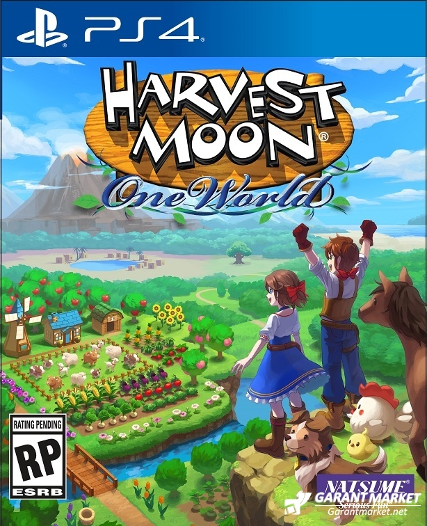 Harvest Moon: One World is Heading на PlayStation 4